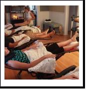 community acupuncture patients