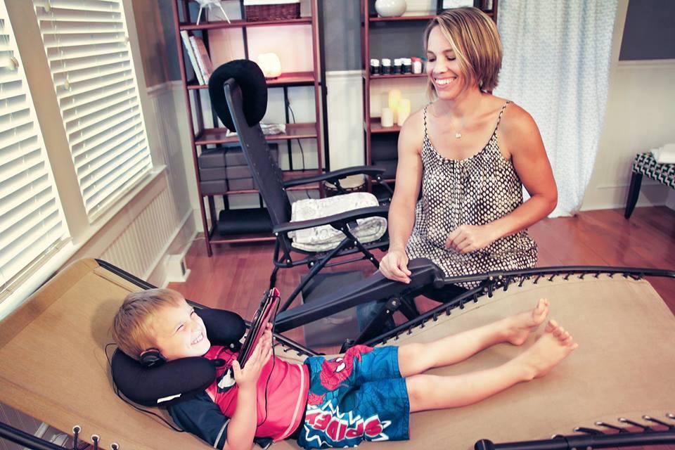 acupuncture & massage for children